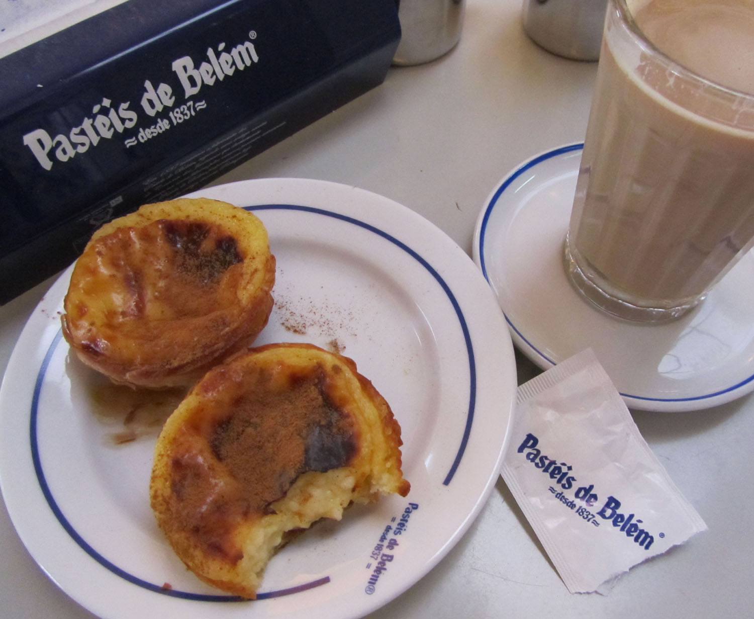 Portugal-Lisbon-Food-And-Drink-Pasteis-De-Belem