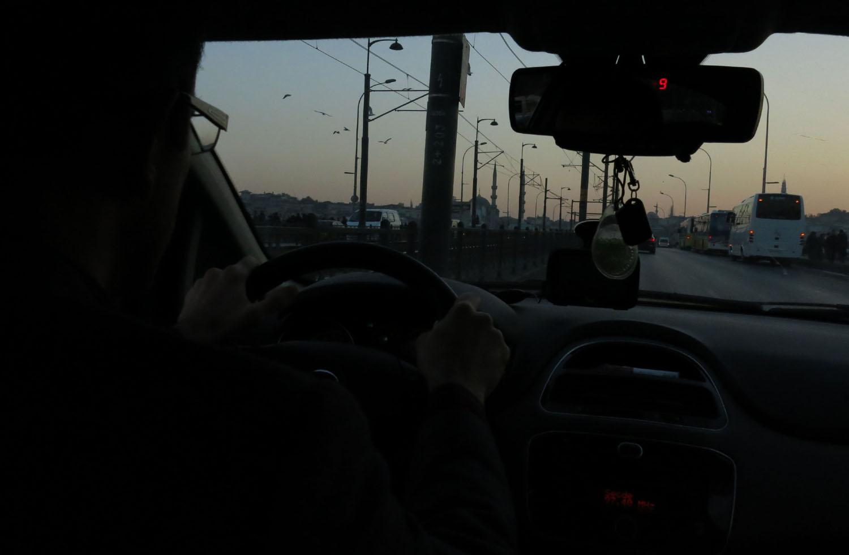Turkey-Istanbul-Taxi-Scam