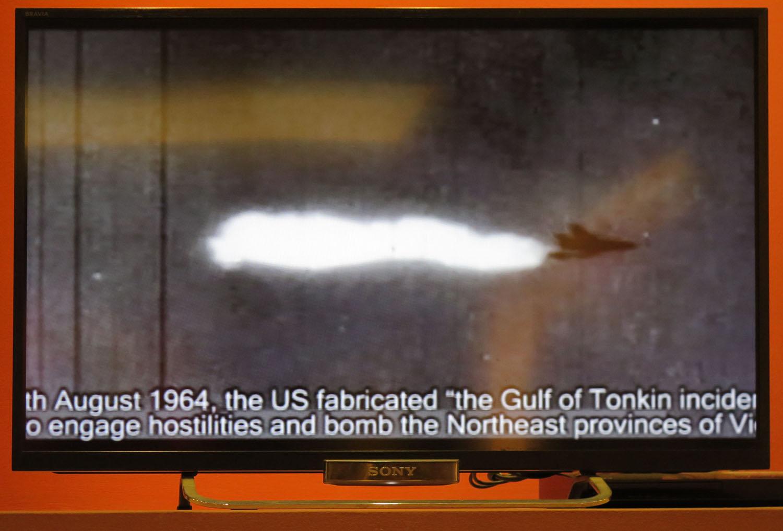 Vietnam-Hanoi-Hoa-Lo-Prison-Gulf-Of-Tonkin-Incident