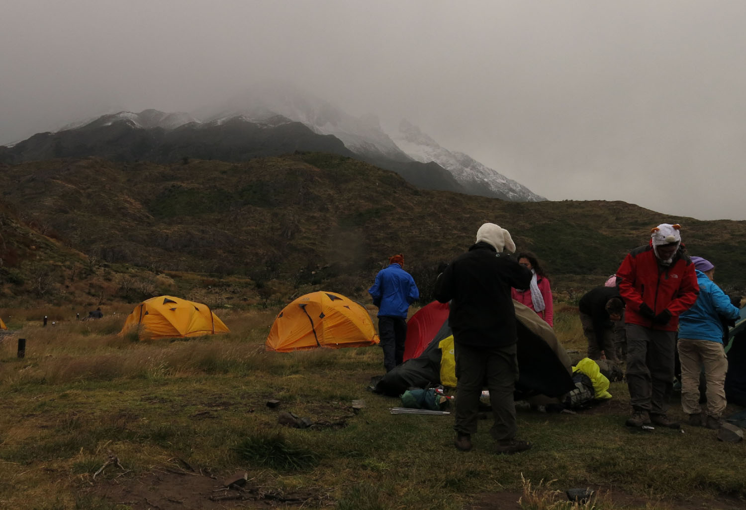 Patagonia-Paine-W-Trek-Day5-Rain