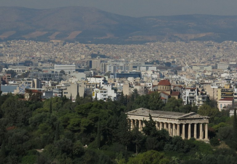 Greece-Athens-Acropolis