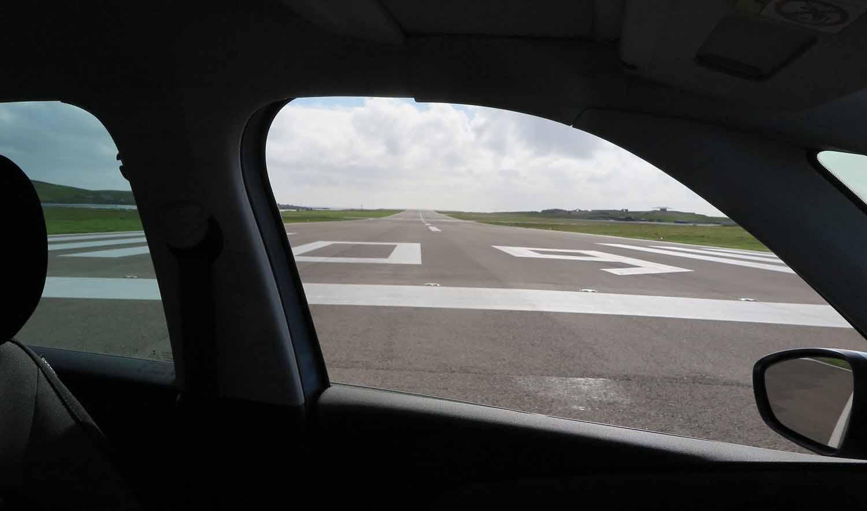 Scotland-Shetland-Airport-Runway