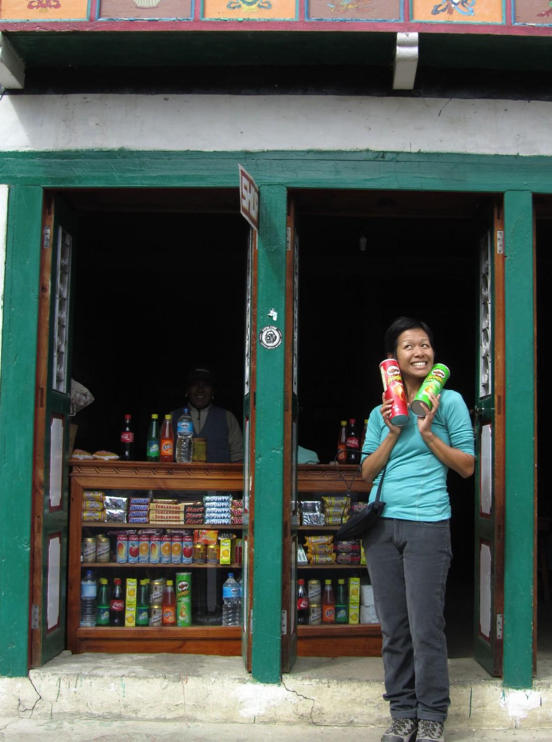 Nepal-Everest-Region-Trek-Day-05-Kyangjuma-Carrie-Pringles