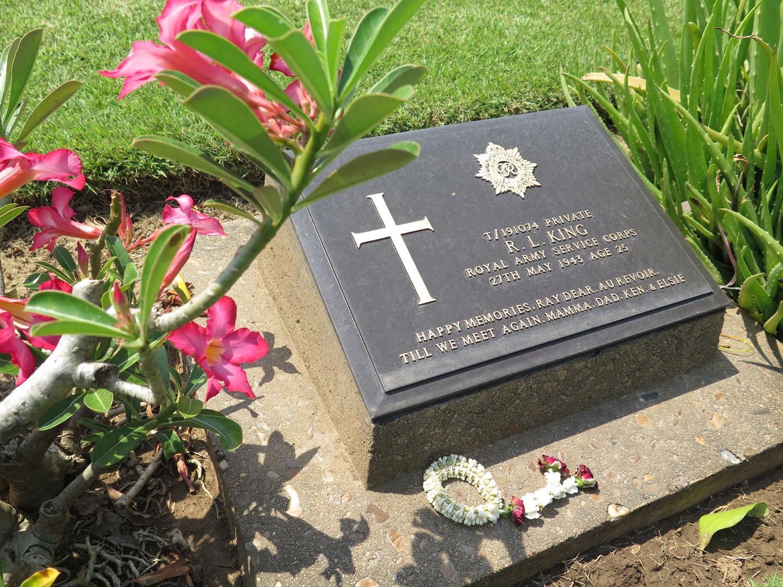 Thailand-Kanchanaburi-War-Cemetery