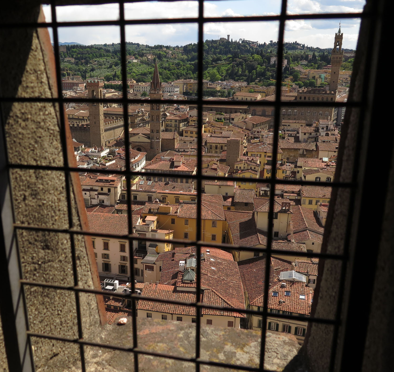 Italy-Florence-Duomo-View-While-Climbing-Dome