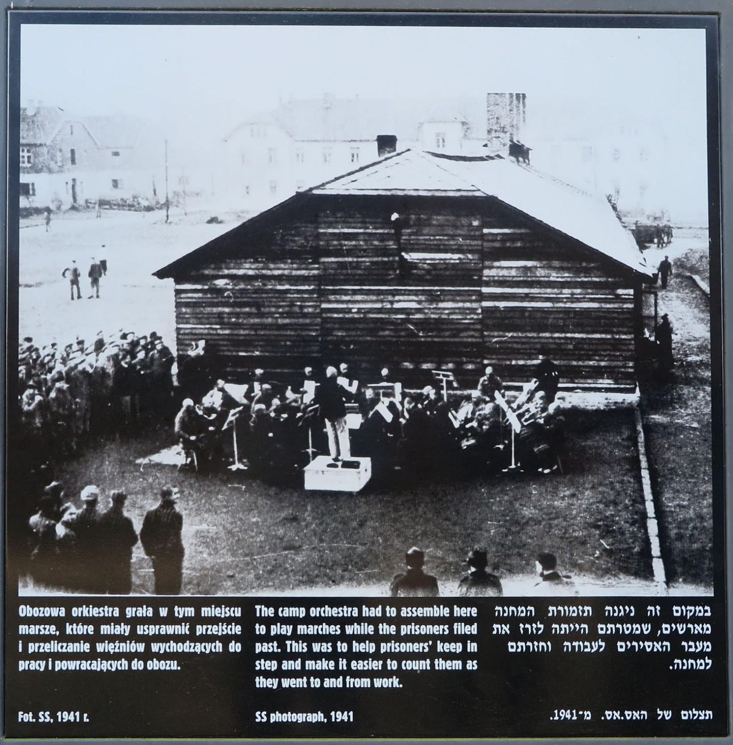 Poland-Auschwitz-Orchestra