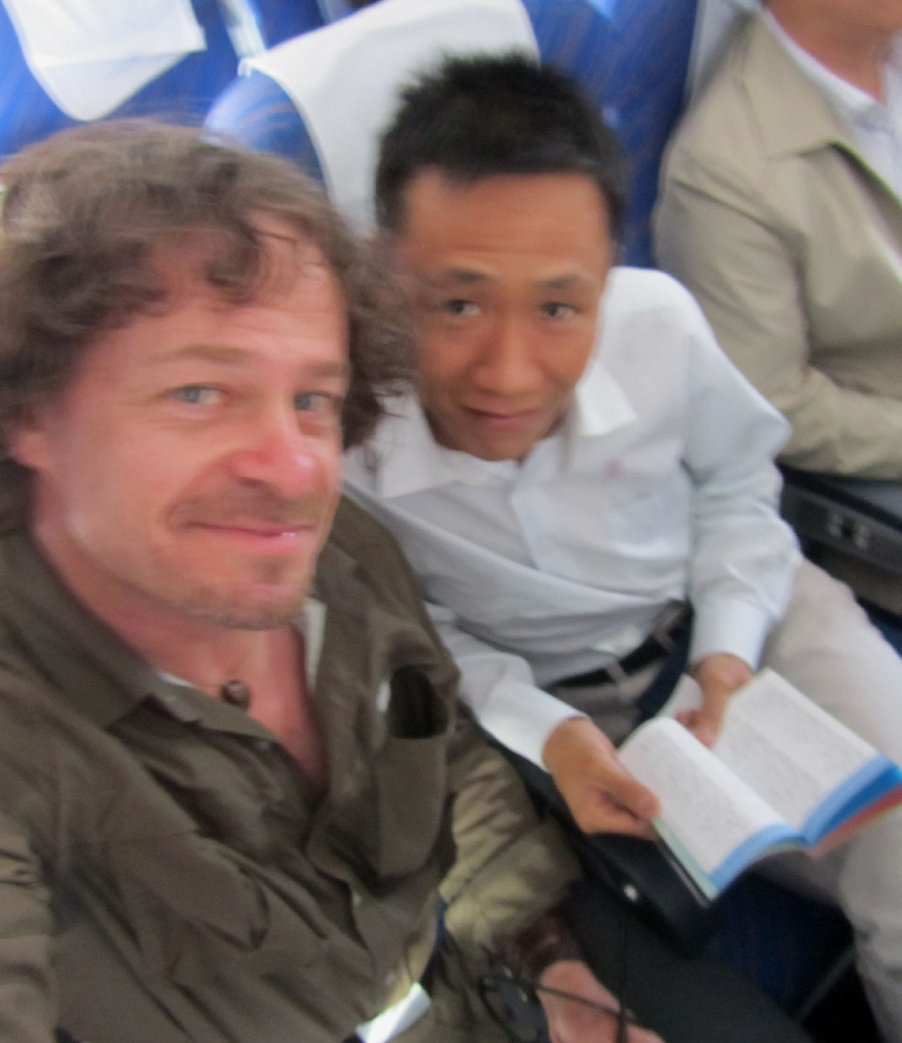 China-Urumqi-Flight-Friend