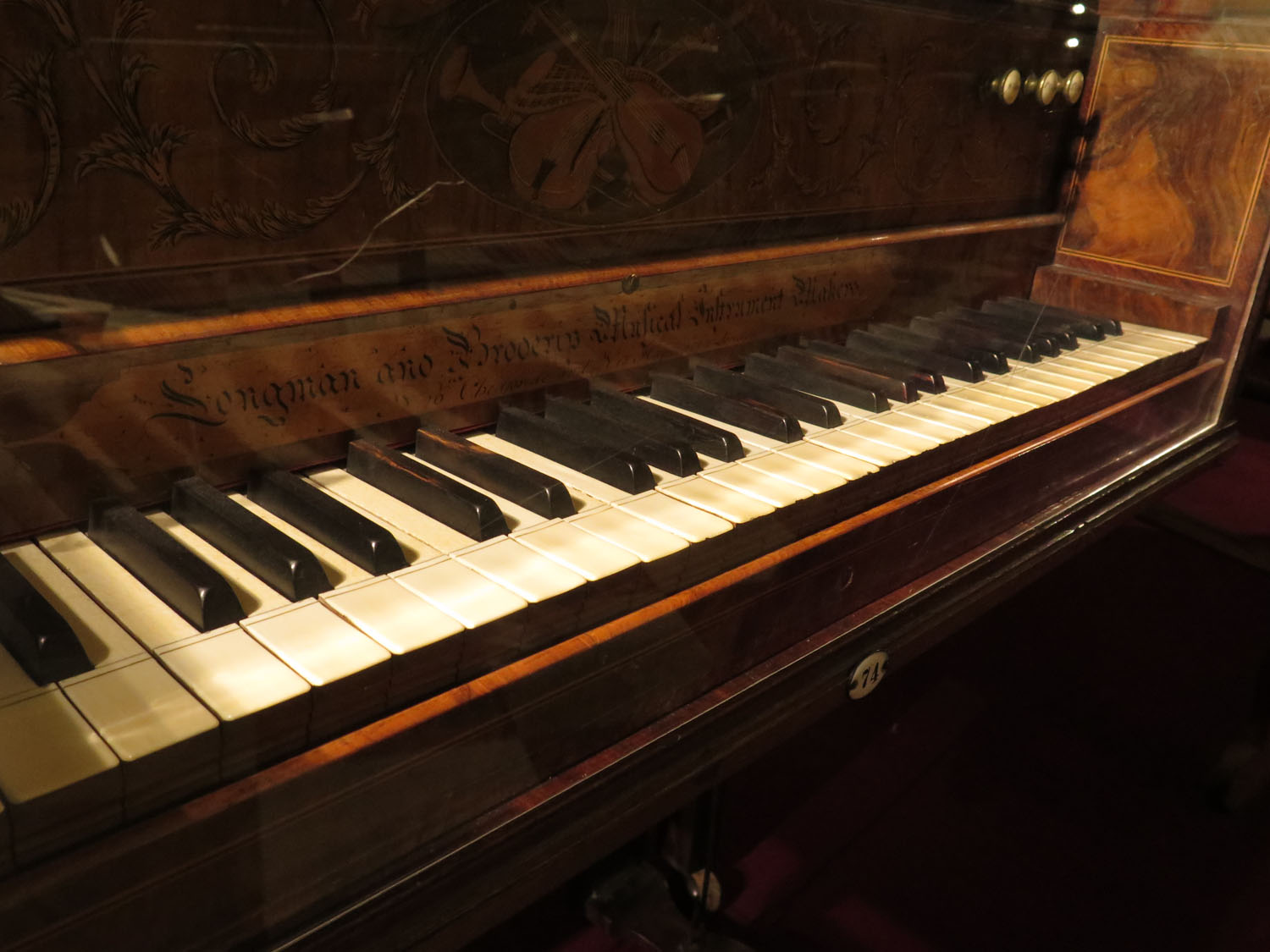 Italy-Florence-Renaissance-Early-Piano