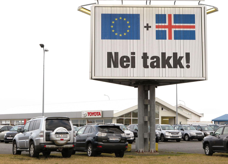 Iceland-Reykjavik-EU-No-Thanks