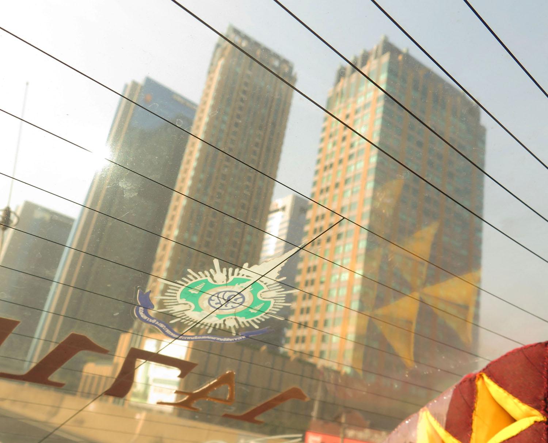 Thailand-Bangkok-Taxi