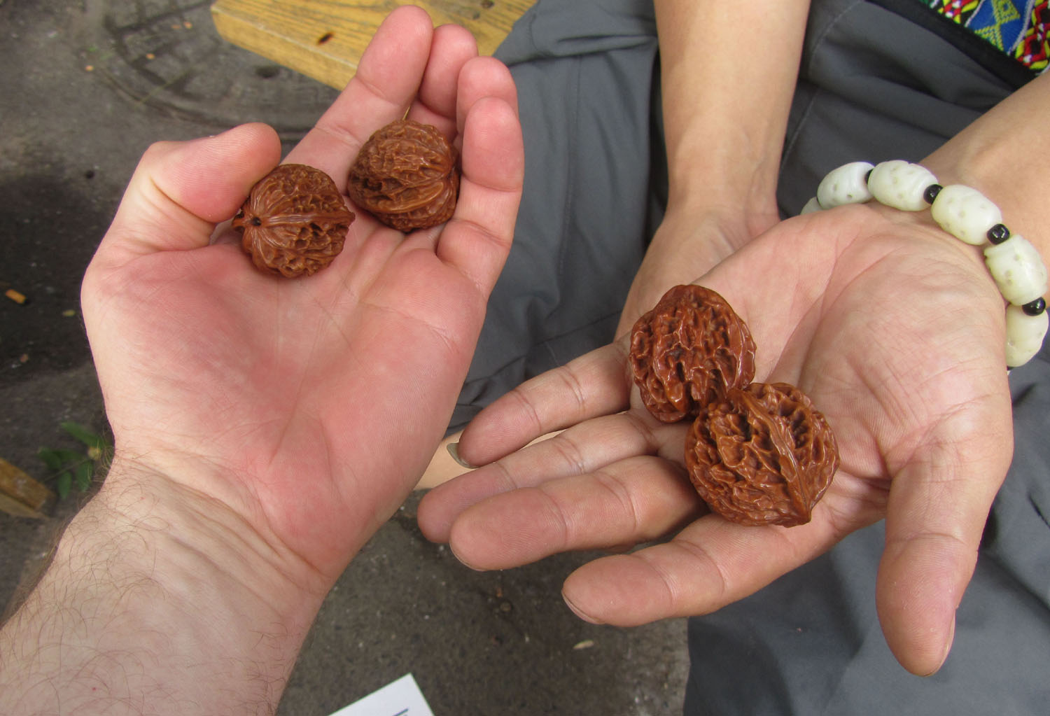 China-Xian-Walnuts