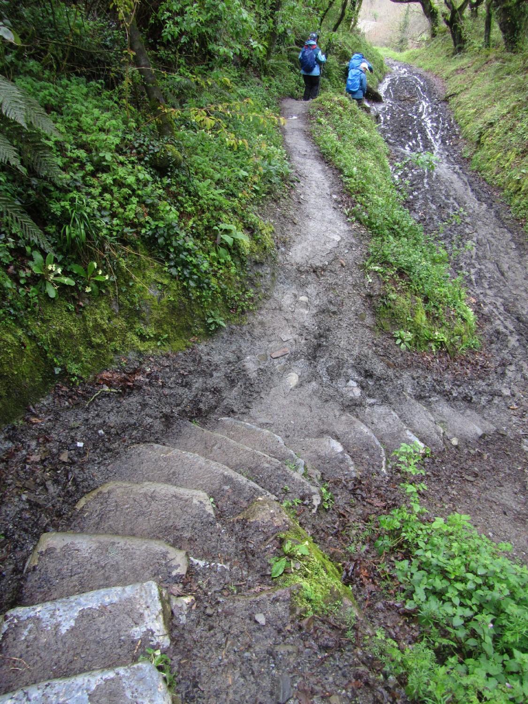 Camino-De-Santiago-Sights-And-Scenery-Mud