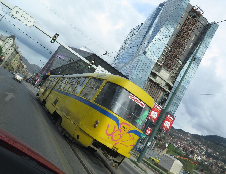 Bosnia-Sarajevo-Taxi