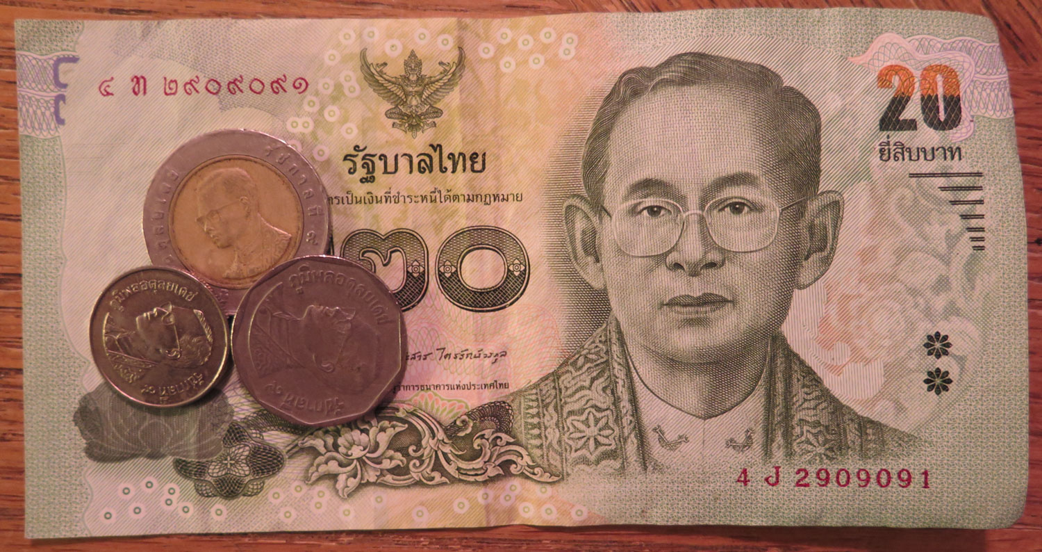 Thailand-Bangkok-Money-Baht