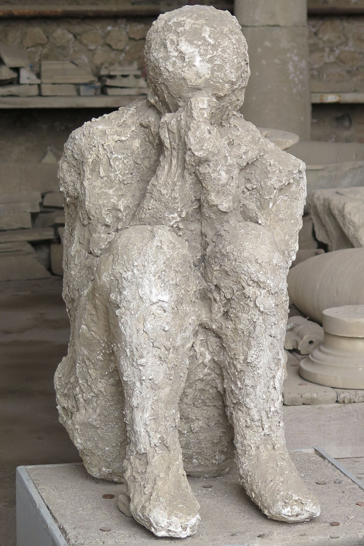 Italy-Pompeii-Human-Casting