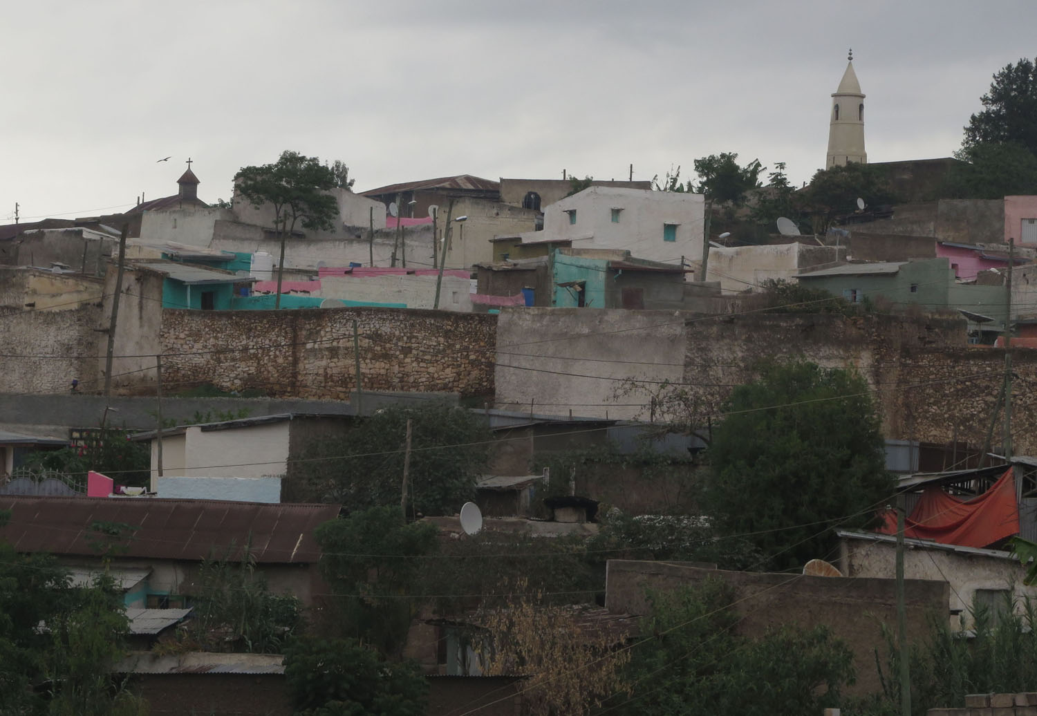 Ethiopia-Harar-Street-Scenes-Church-Mosque