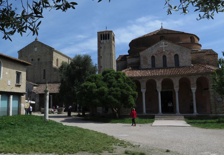 Italy-Venice-Islands-Torcello-Basilica