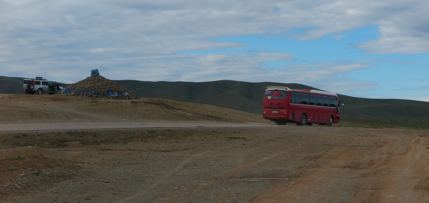 Mongolia-On-The-Road-Bus