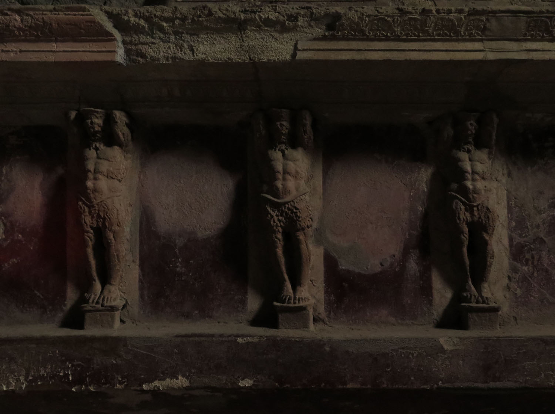 Italy-Pompeii-Baths