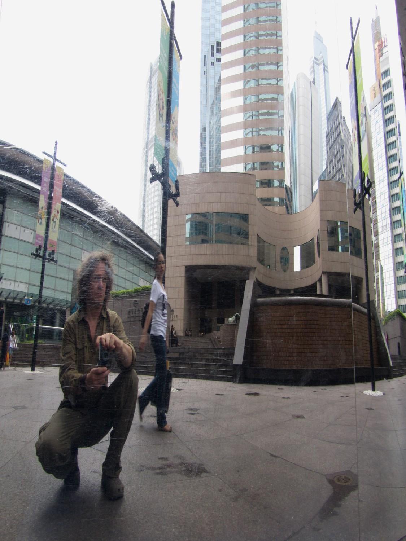 China-Hong-Kong-Reflection-Self-Portrait