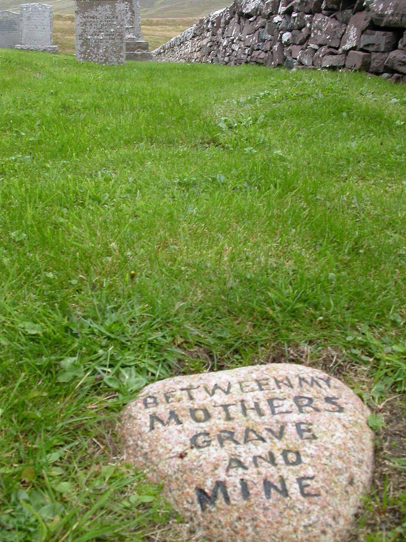 Scotland-Shetland-Quarff-Cemetery