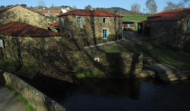 Camino-De-Santiago-Sights-And-Scenery-Village