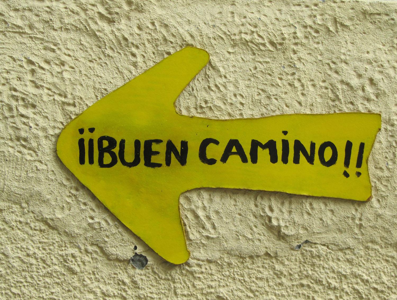 Camino-De-Santiago-Waymarkers-Buen-Camino