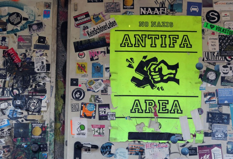 germany-berlin-antifa-poster