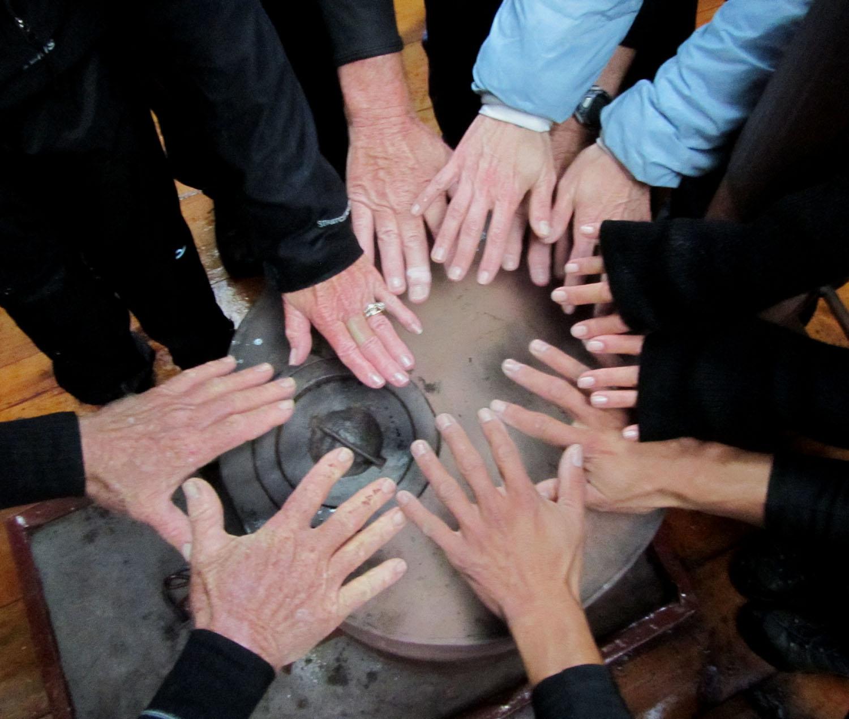 Nepal-Everest-Region-Trek-Day-06-Thame-Hands
