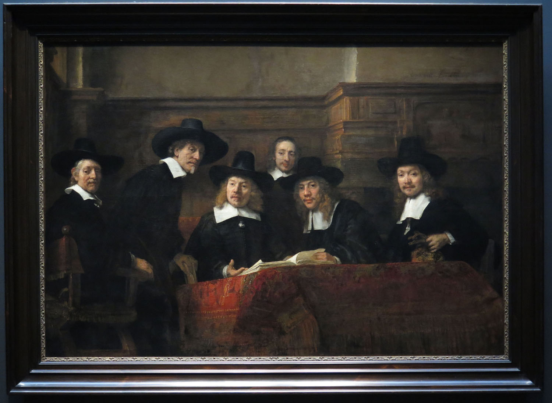 Netherlands-Amsterdam-Rijksmuseum-Rembrandt