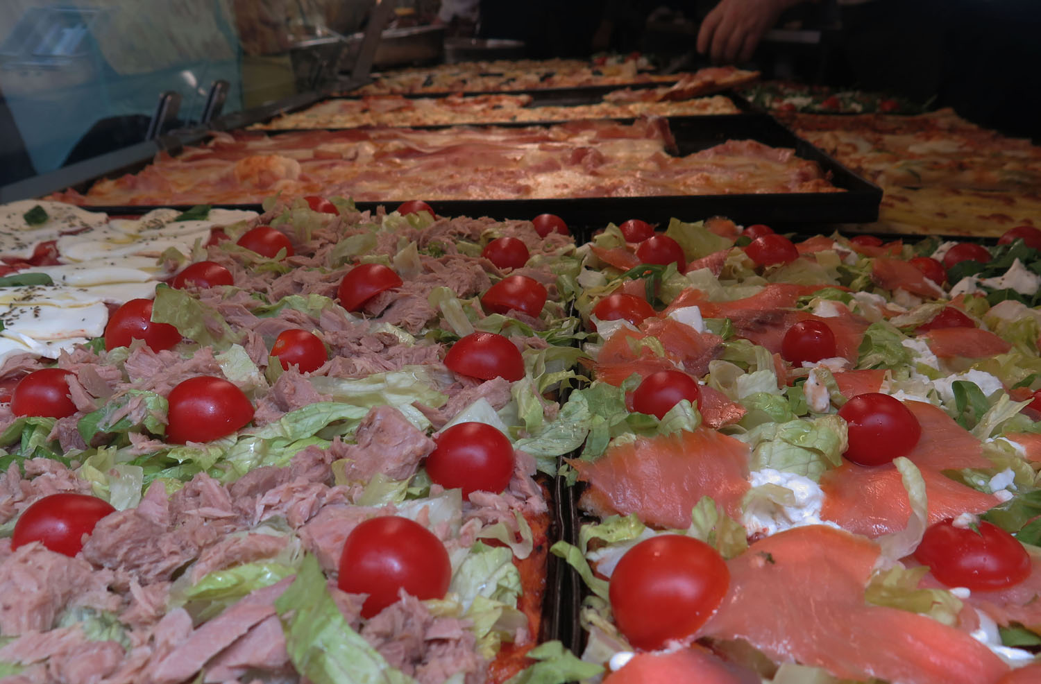 Italy-Rome-Food-And-Drink-Salads