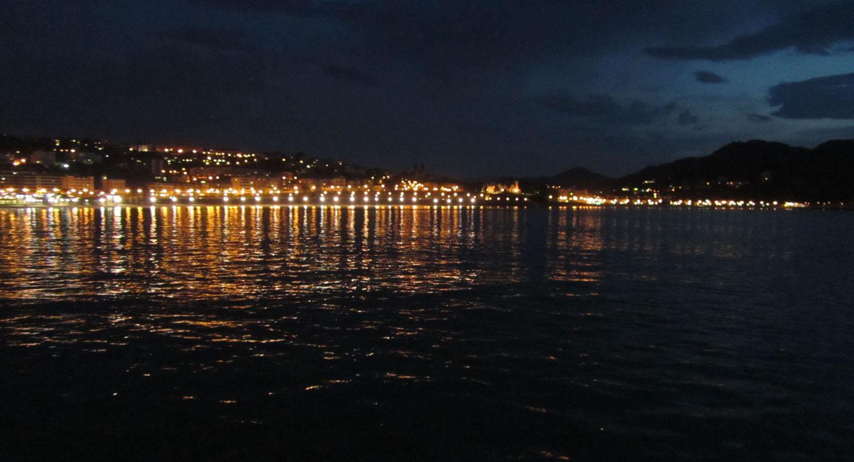 Spain-San-Sebastian-Night