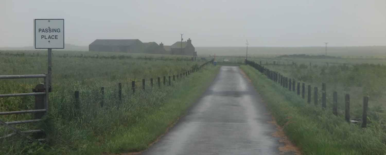 Scotland-Orkney-Rain