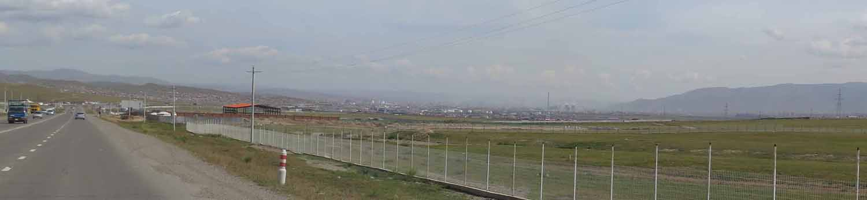 Mongolia-Ulanbator-Skyline