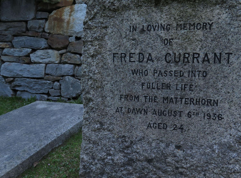 Switzerland-Zermatt-Climbers-Cemetery
