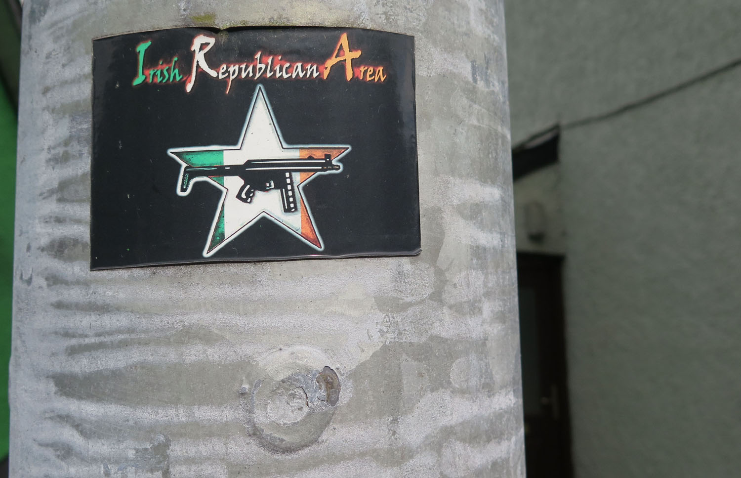 Northern-Ireland-Derry-Londonderry-Irish-Republican-Area-Sticker