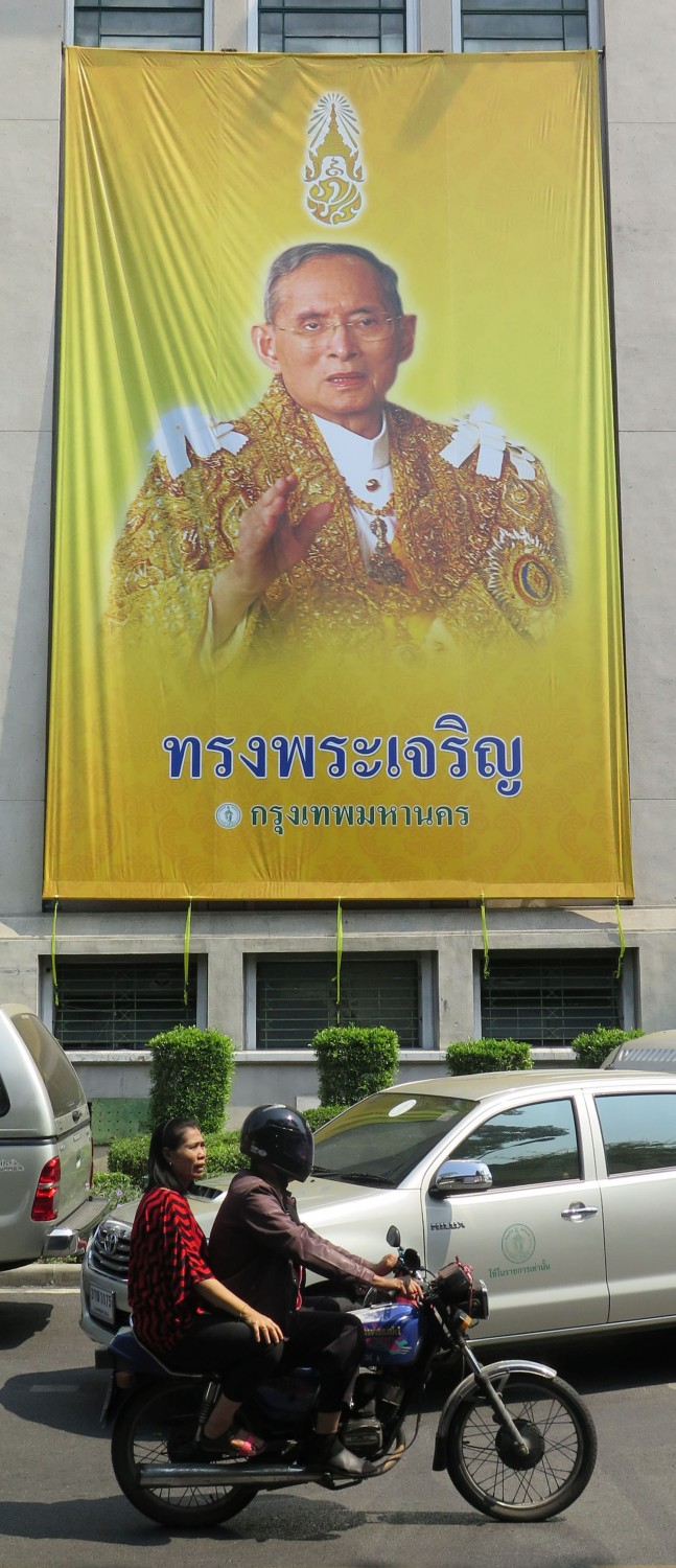 Thailand-Bangkok-The-King