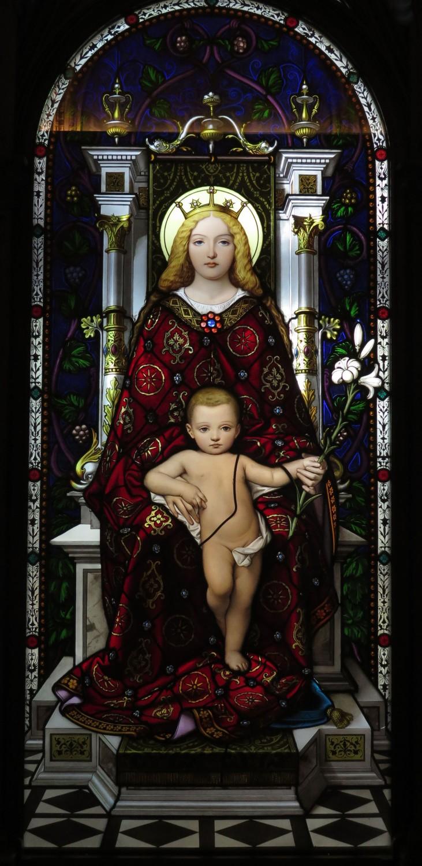 Italy-Rome-Vatican-Museum-Window