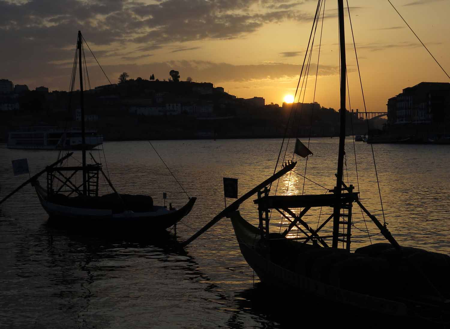 portugal-porto-sunset