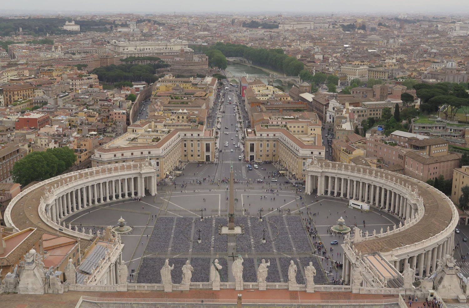 Italy-Rome-Vatican-Saint-Peters-Basilica-View-From-Cupola