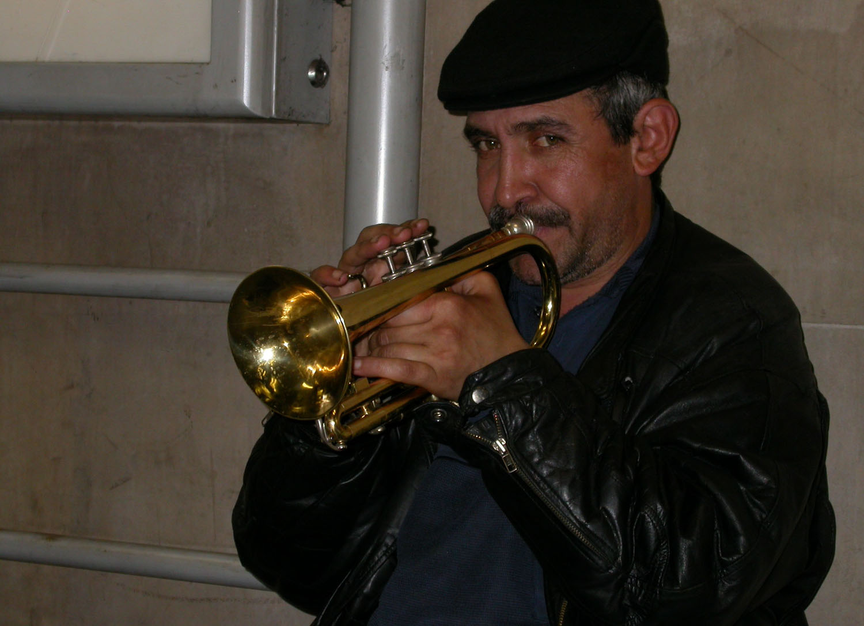 Hungary-Budapest-Music-Trumpet