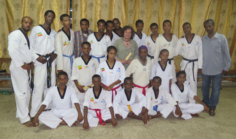 Ethiopia-Nice-World-Taekwondo