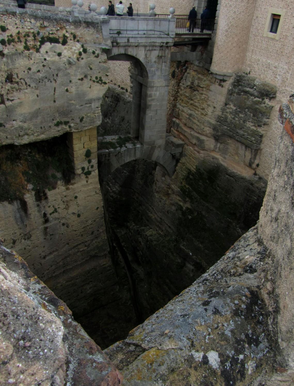 Spain-Segovia-Castle