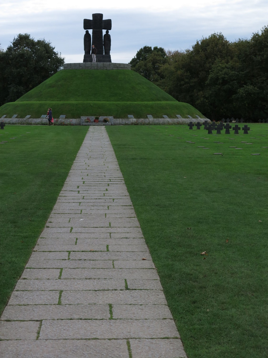 France-Normandy-D-Day-German-Cemetery