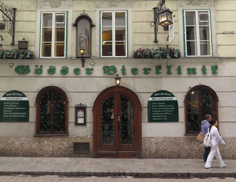 Austria-Vienna-Gosser-Bierklinik