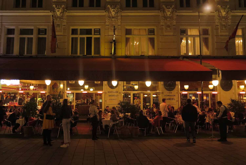 Austria-Vienna-Cafe