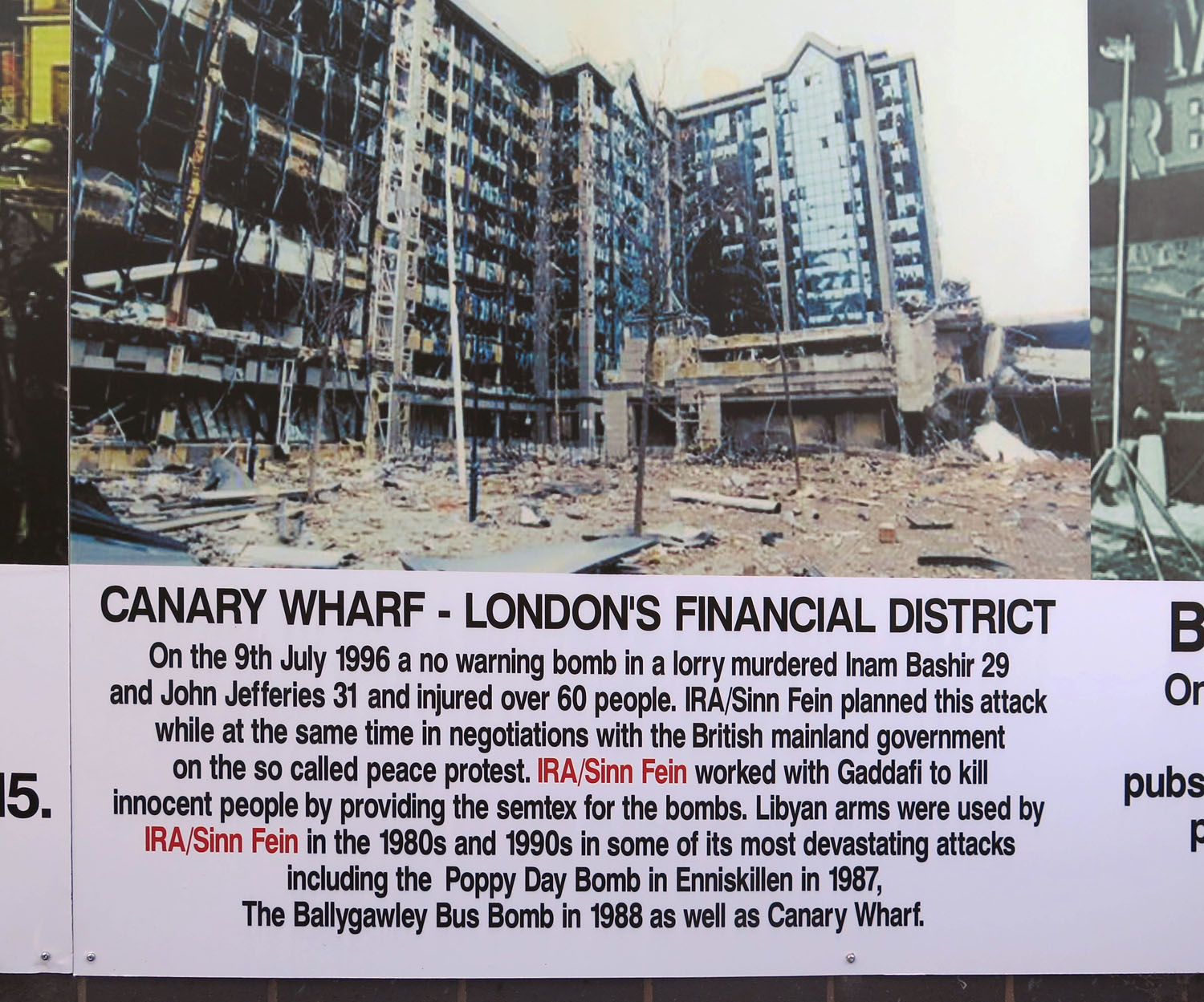 Northern-Ireland-Belfast-The-Troubles-Loyalist-Remembrance-IRA-Bombing-Canary-Wharf