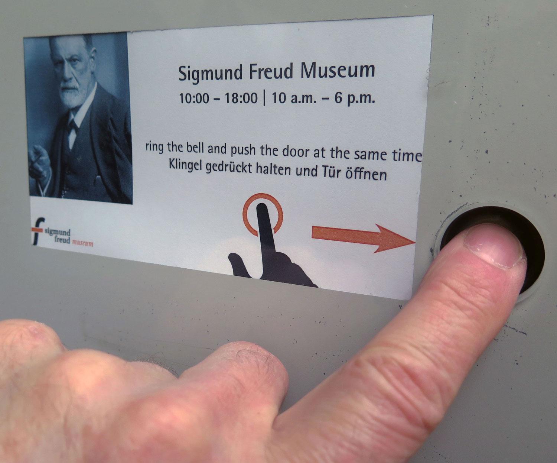 Austria-Vienna-Freud-Museum