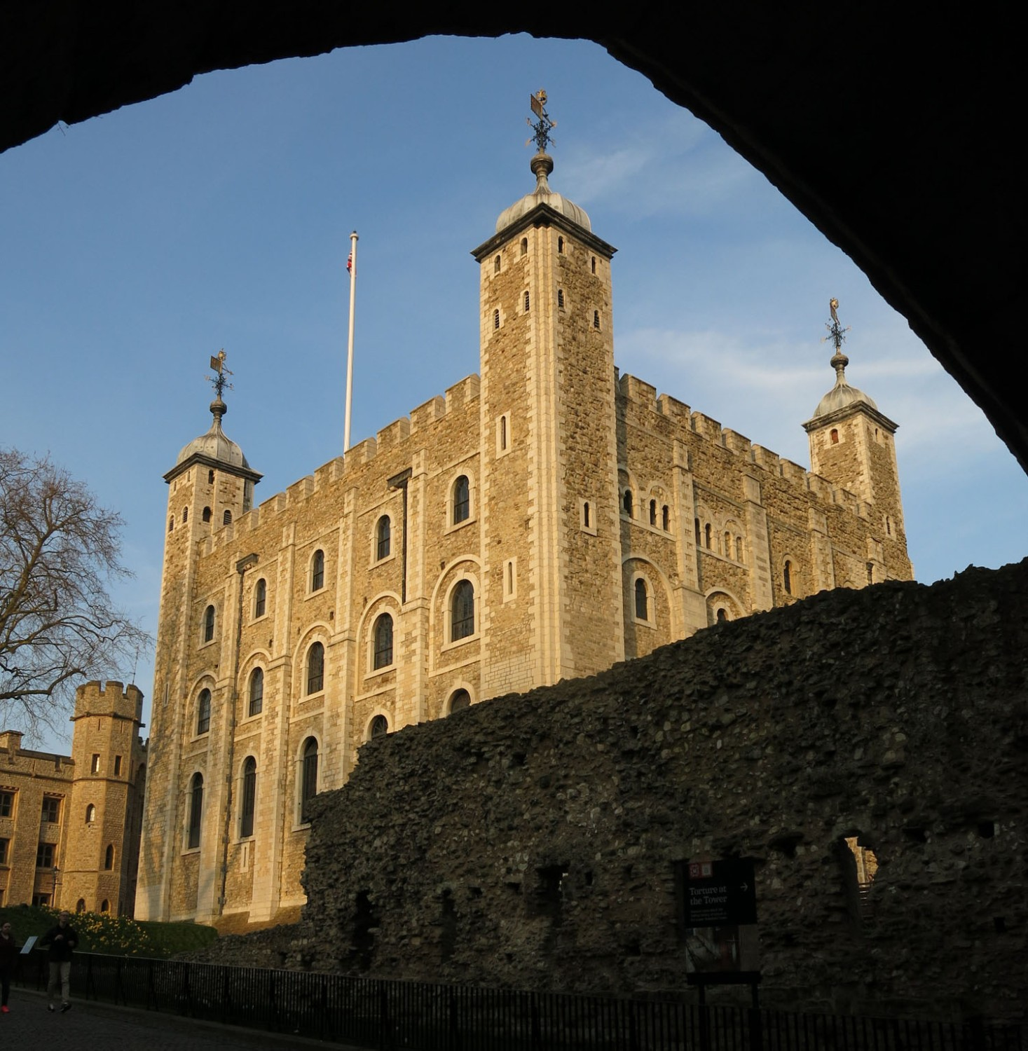 England-London-Tower-Of-London