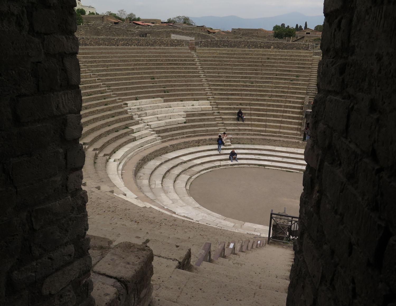 Italy-Pompeii-Theater